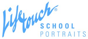 Lifetouch Portrait Studio in blue wording