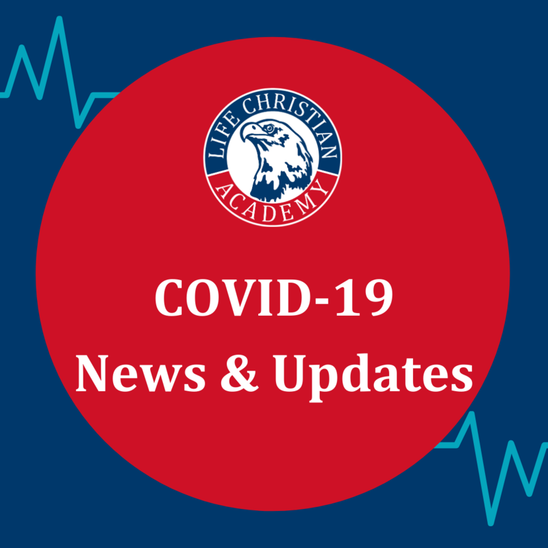 COVID-19 News & Updates Featured Photo