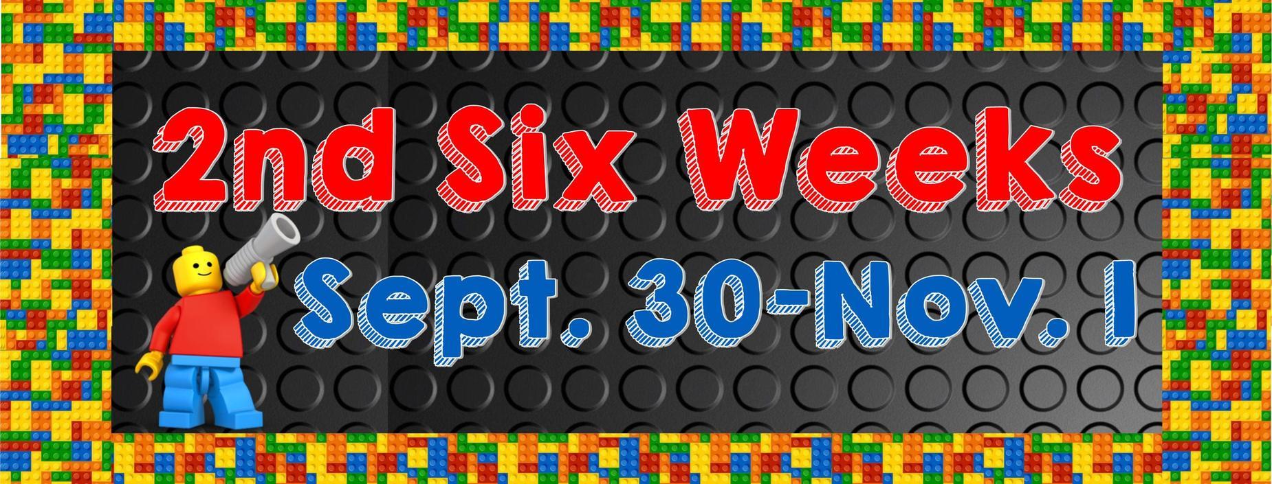 Image of 2nd six weeks header