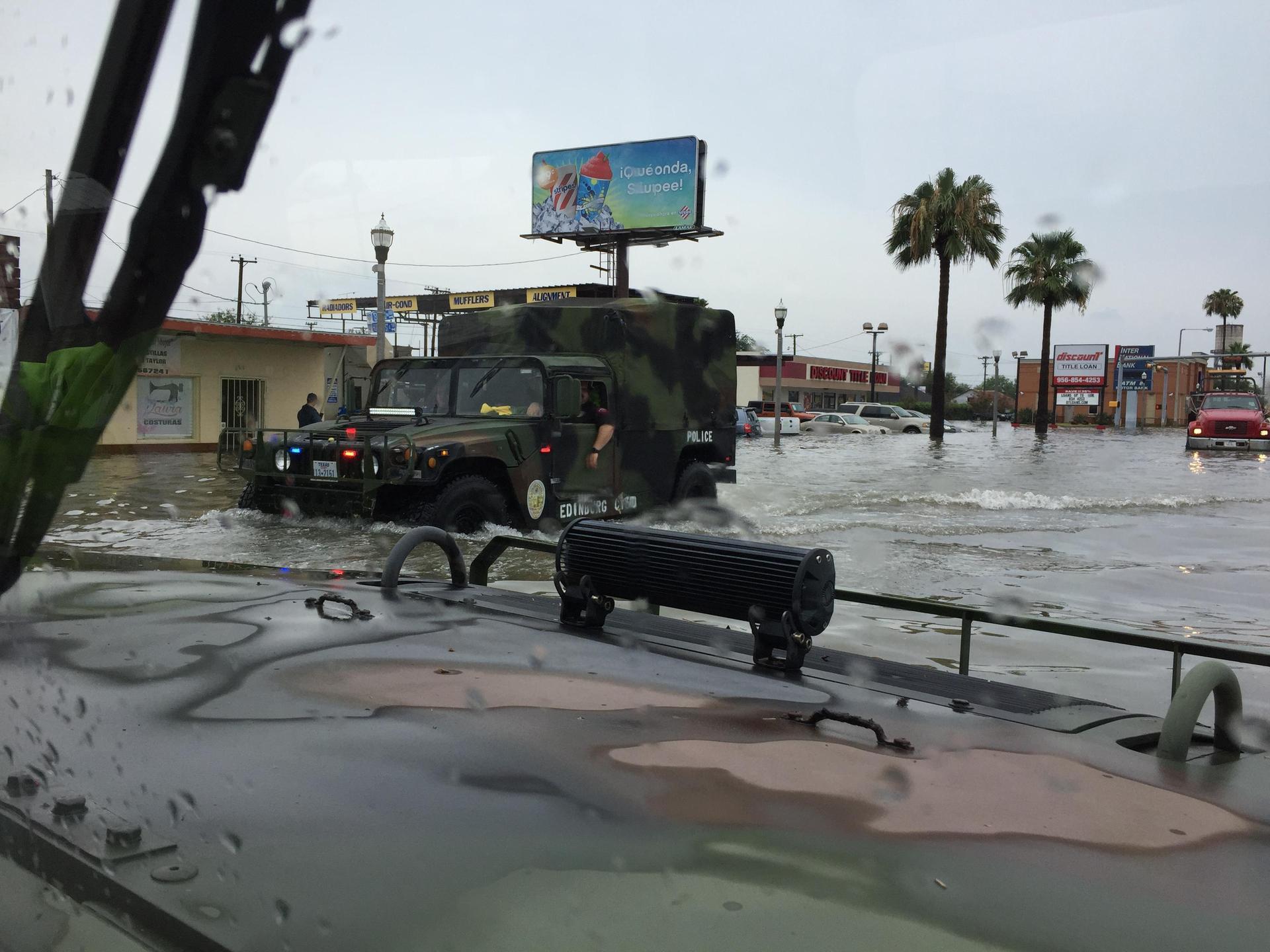 Flood Evacuations