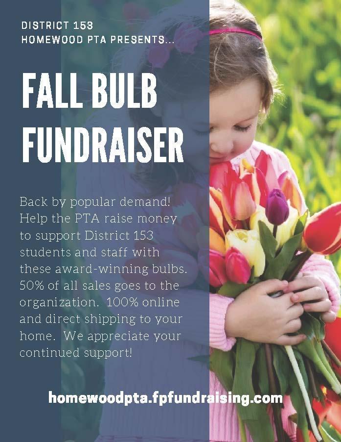 PTA Fall Bulb Fundraiser