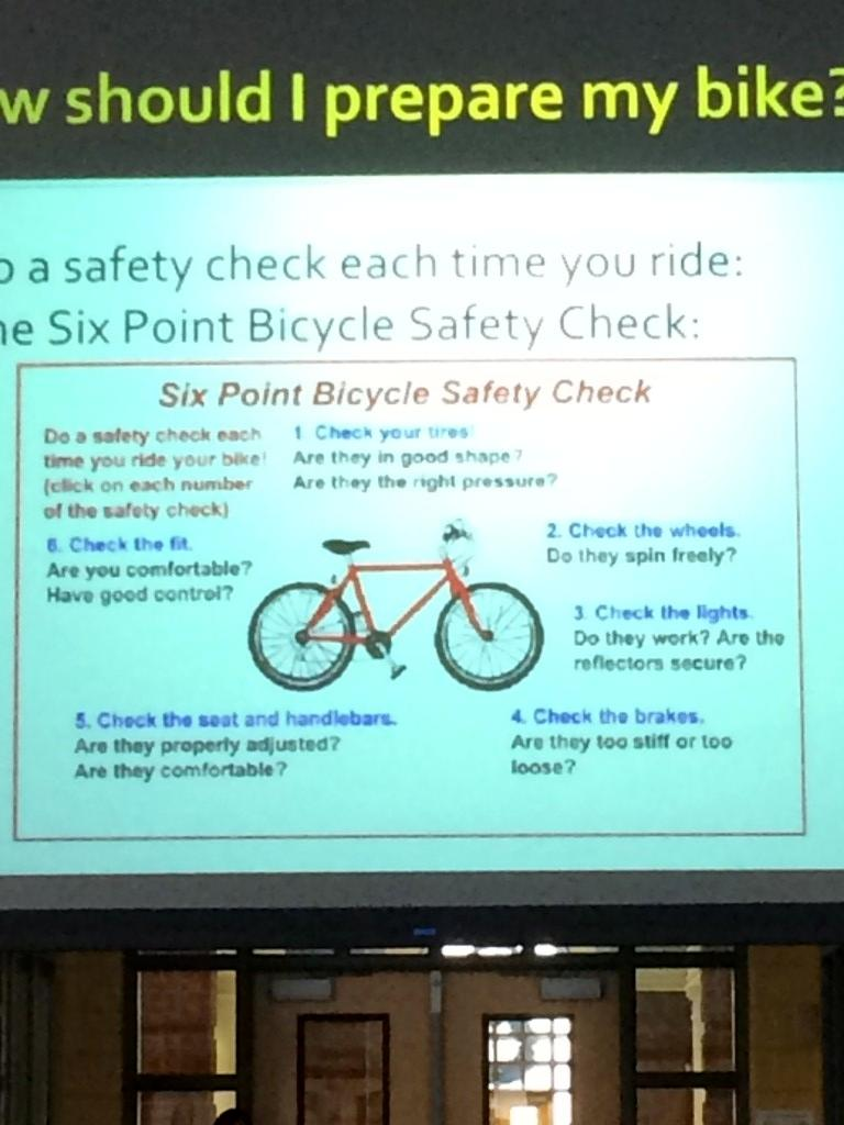 Bicycle Safety Video