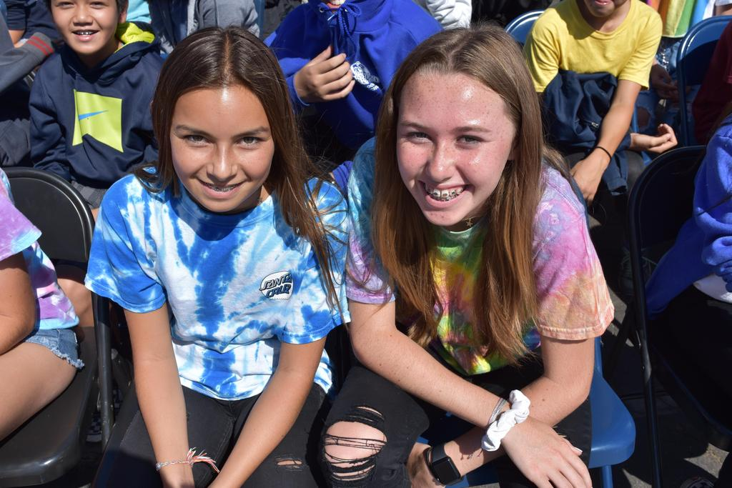 2019 Color Run Pep Rally photo