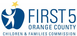 Children and Families Commission of Orange County First Five Logo