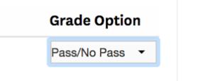 pass no pass