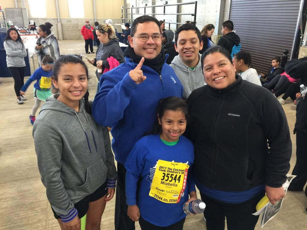 Family of Liberty Runners