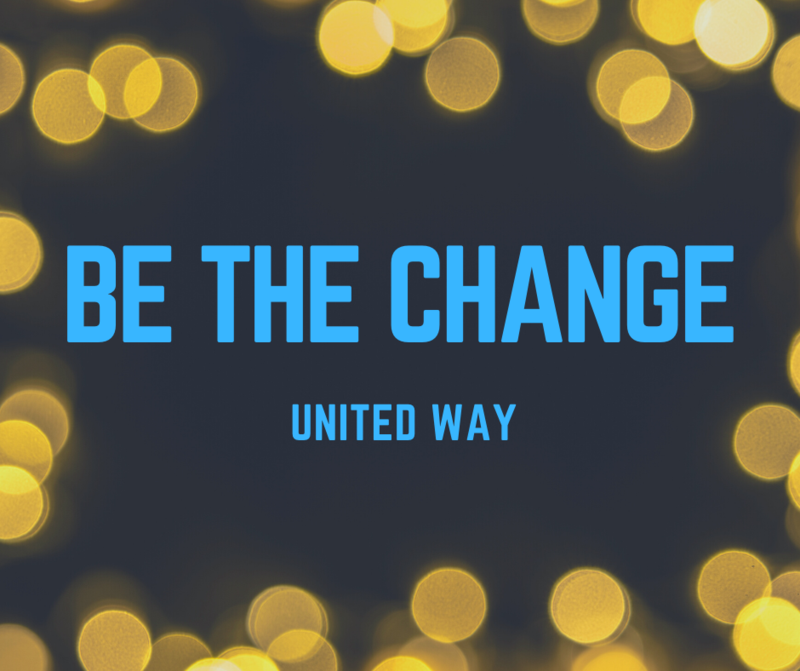 Be The Change Featured Photo