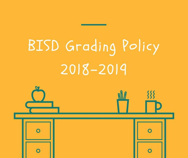 Click here to read the BISD grading policy Featured Photo