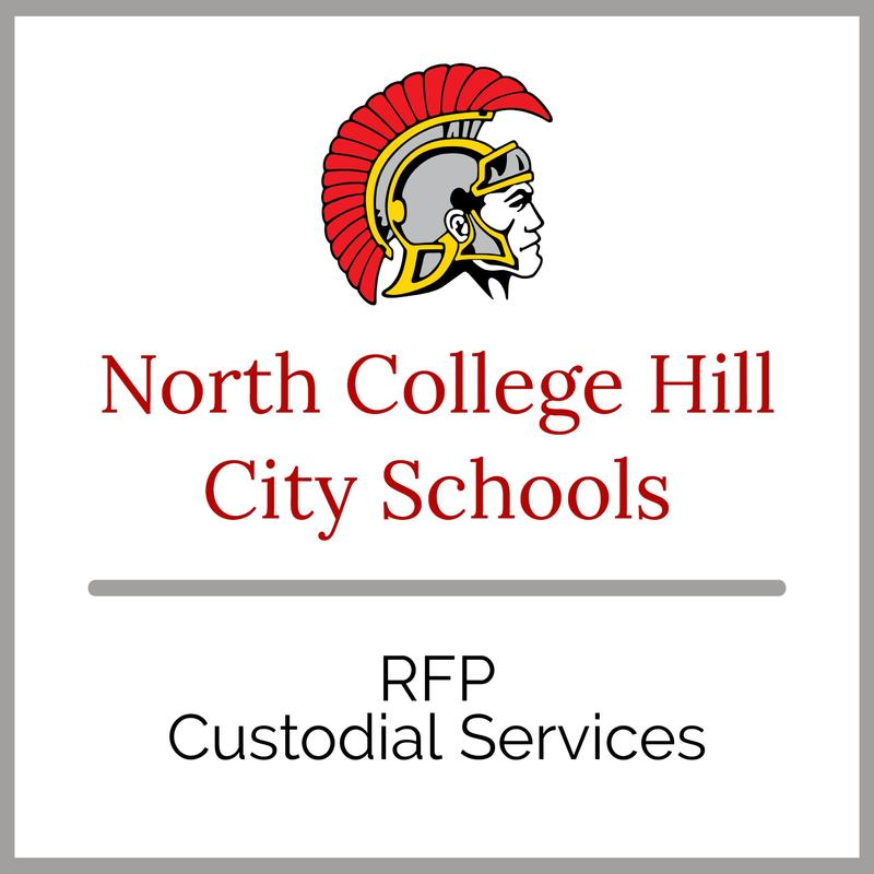 RFP Custodial Services Image
