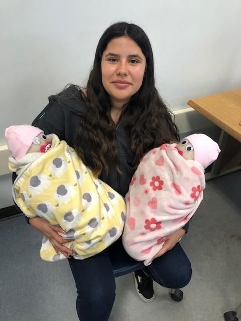 Students embark on Child Development Projects