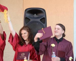 Six Graduates Receive Diplomas at Mountain View High Ceremony Featured Photo