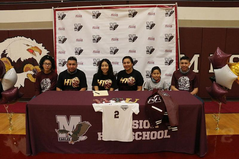 Our Very Own Knight, Alondra Martinez, Accepts Soccer Scholarship! Featured Photo