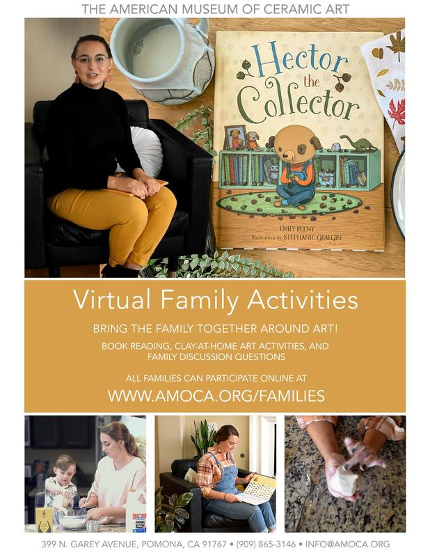 AMOCA Virtual Family Activities Featured Photo
