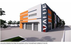 Architectural Rendering of Everest Value