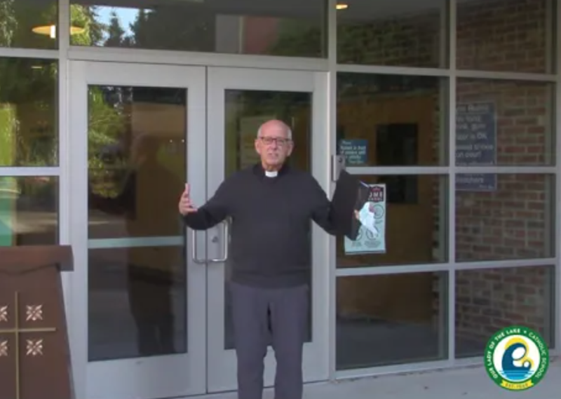 Blessing of the Doors (Video) Featured Photo