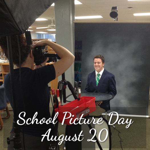 School Picture Day Image