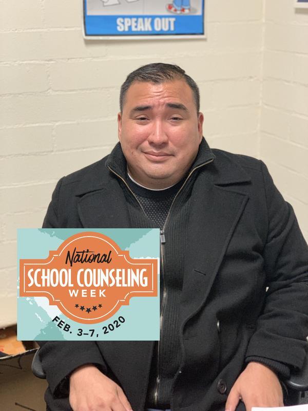 Chris Figueroa, Counselor