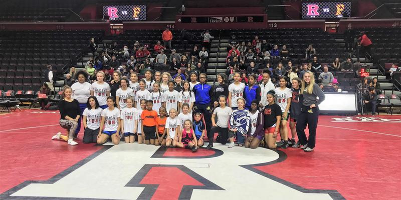 Maspeth Senior Wrestles At Rutgers Featured Photo