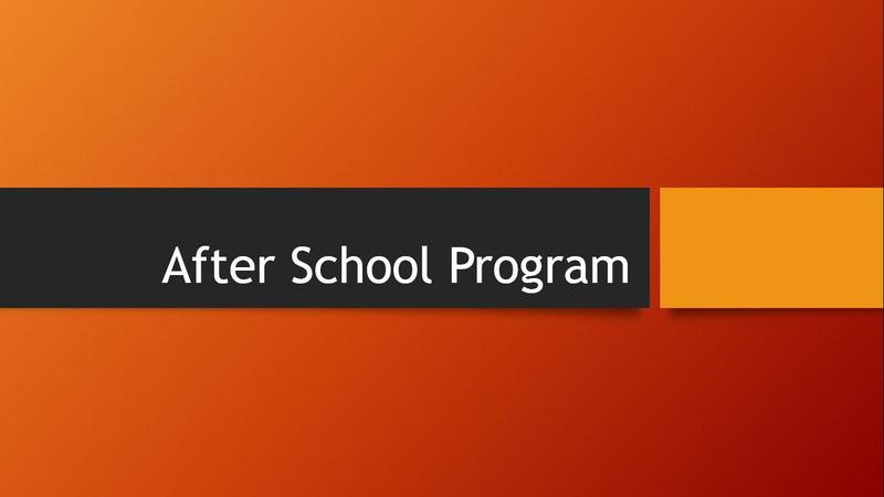 Picture of logo for After School Program
