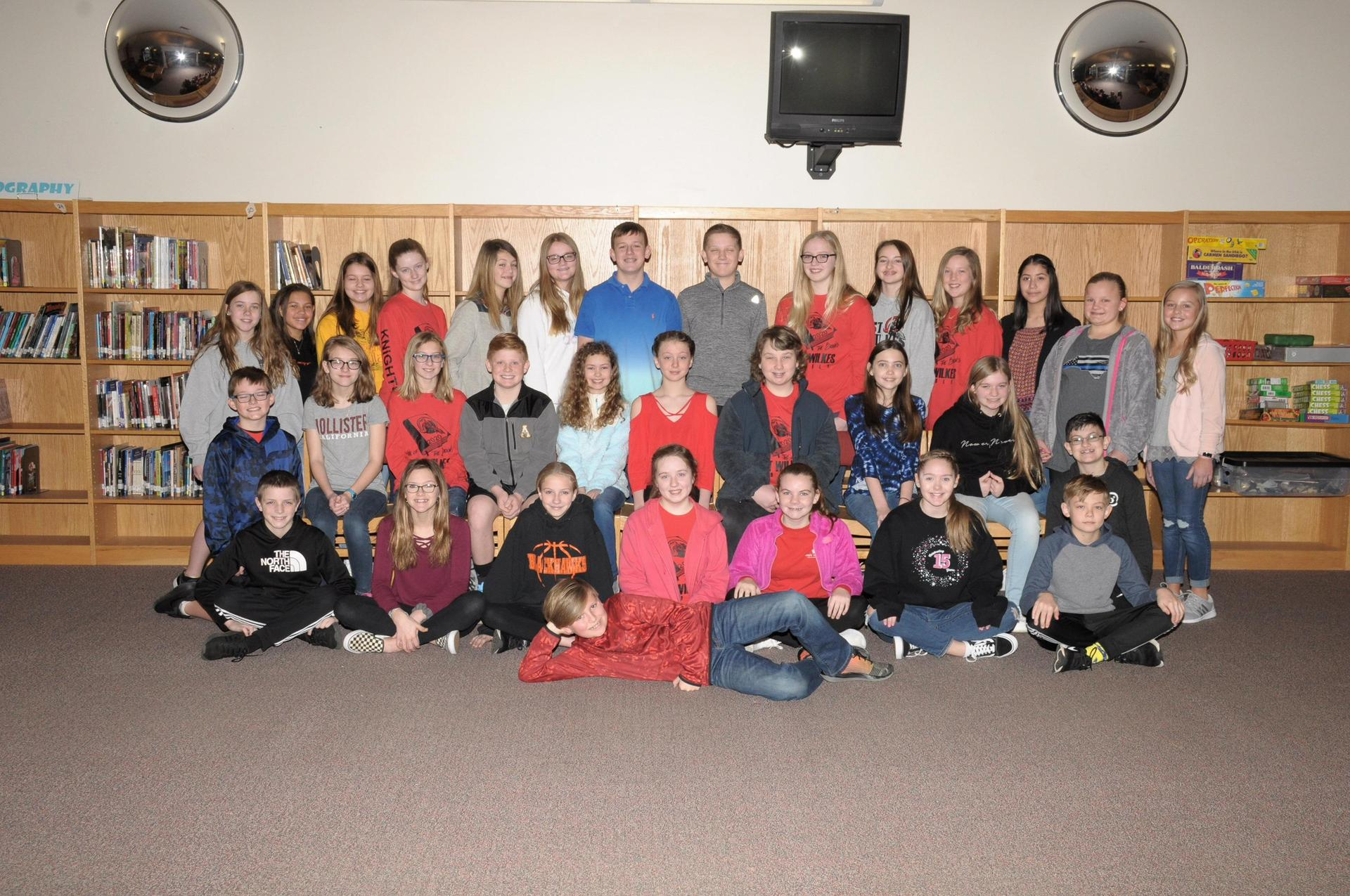 Image of 6th Grade Beta Club