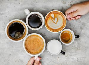Image of coffee mugs