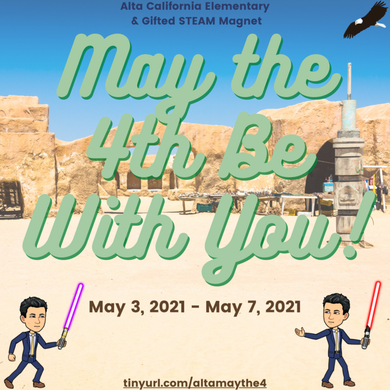 Growth Mindset Week May 3 - 7 (May the 4th be with you!) Thumbnail Image