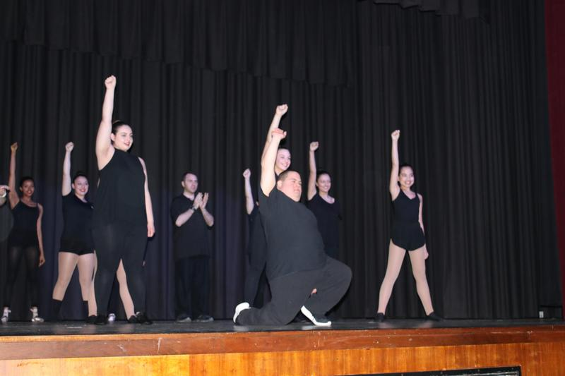 Dancing for Autism