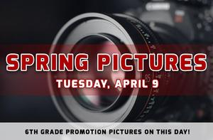 Spring Pictures on April 9