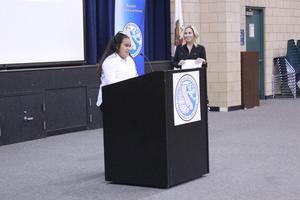 Edgewood Student Speaker