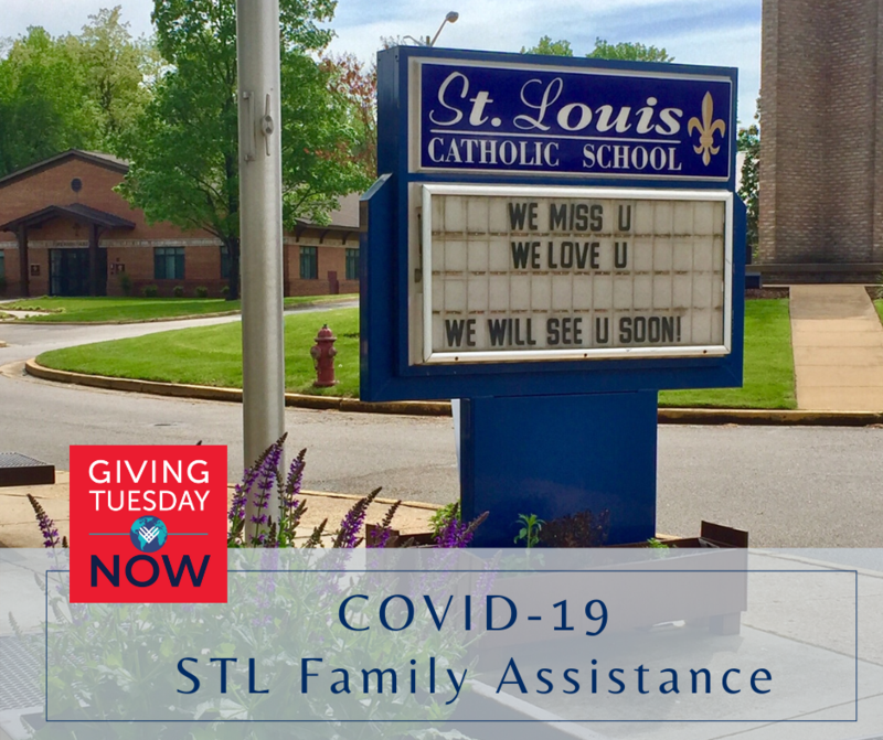 COVID-19 STL Family Assistance Featured Photo
