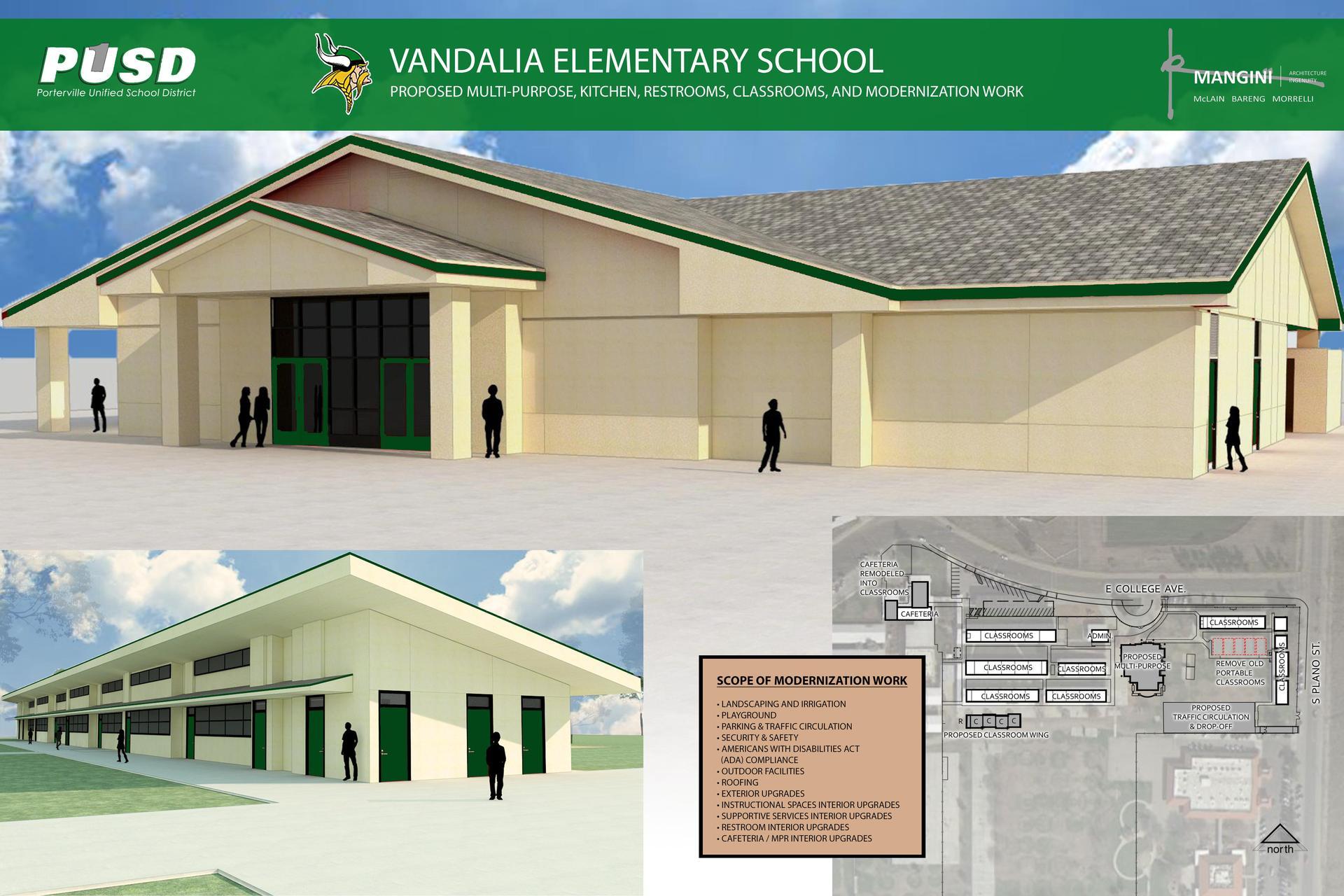 Vandalia Modernization Project