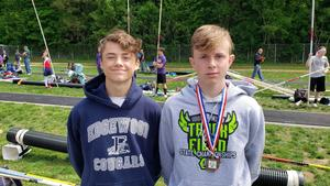 Track State placers