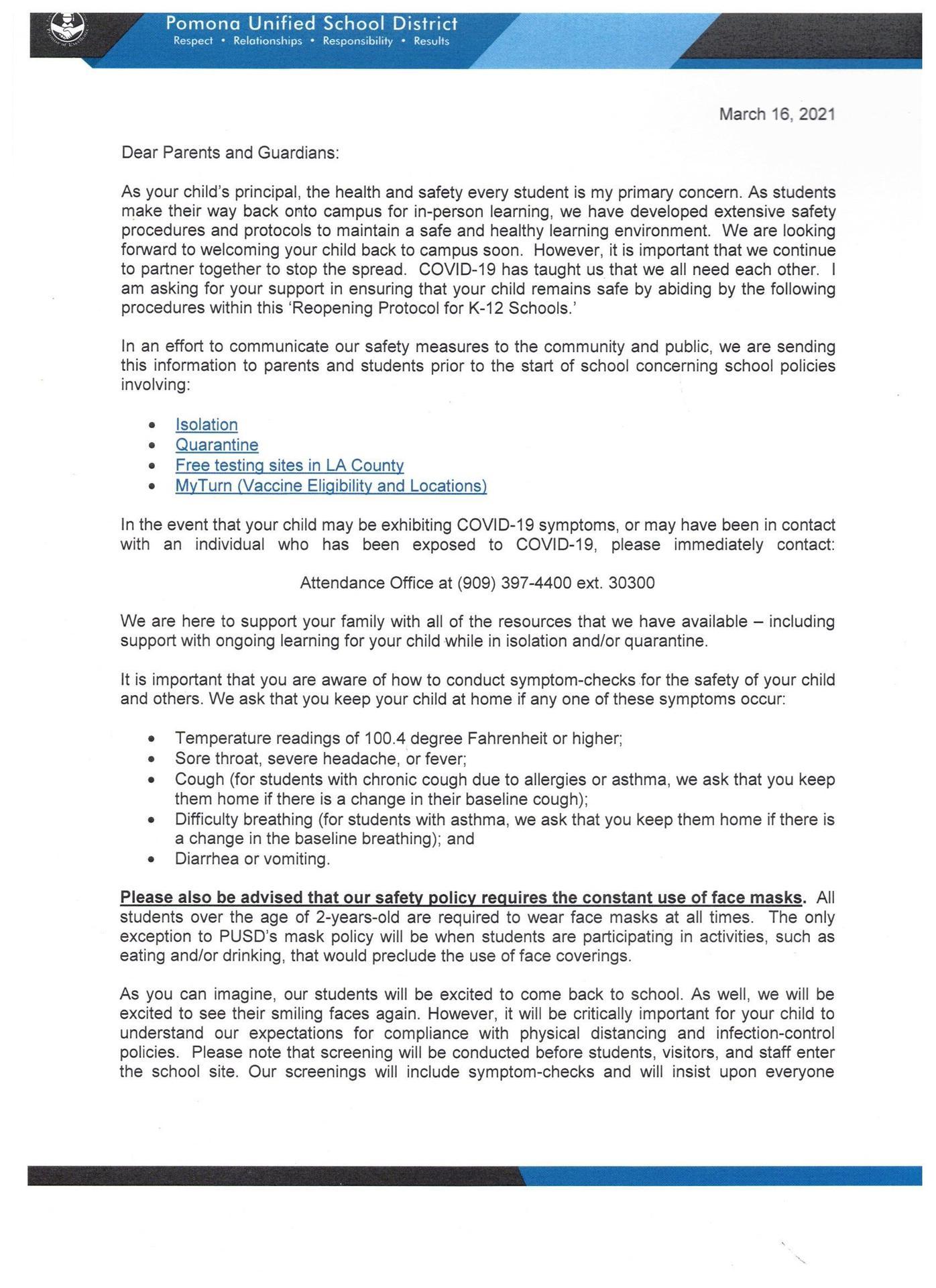 Letter image pg 1