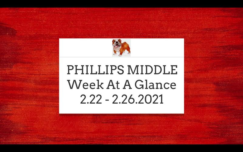 Bulldog Week At A Glance 3/2 to 3/5 Featured Photo