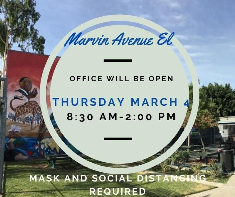 Marvin Avenue Office Will Be Open Beginning March 4! Thumbnail Image