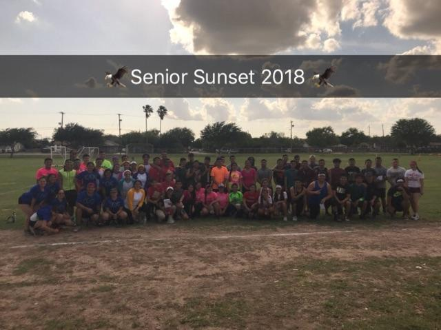 2018 Senior Sunset Featured Photo