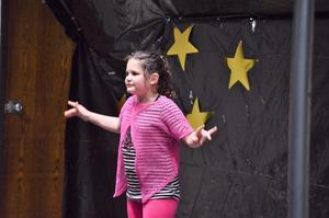 3rd grade dancer.