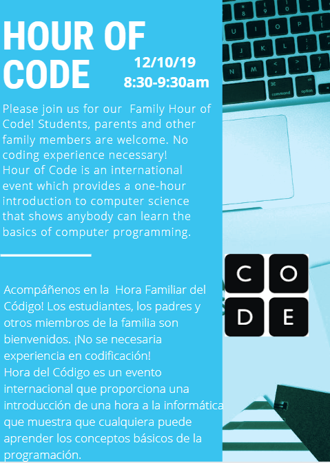 Family Hour of Code