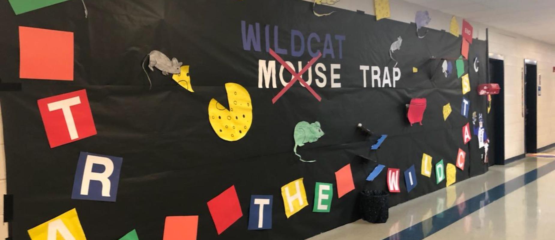 8th grade homecoming decorations
