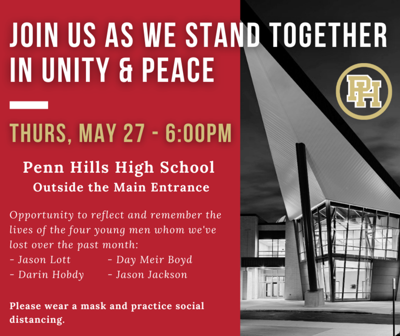 Peace Rally Information