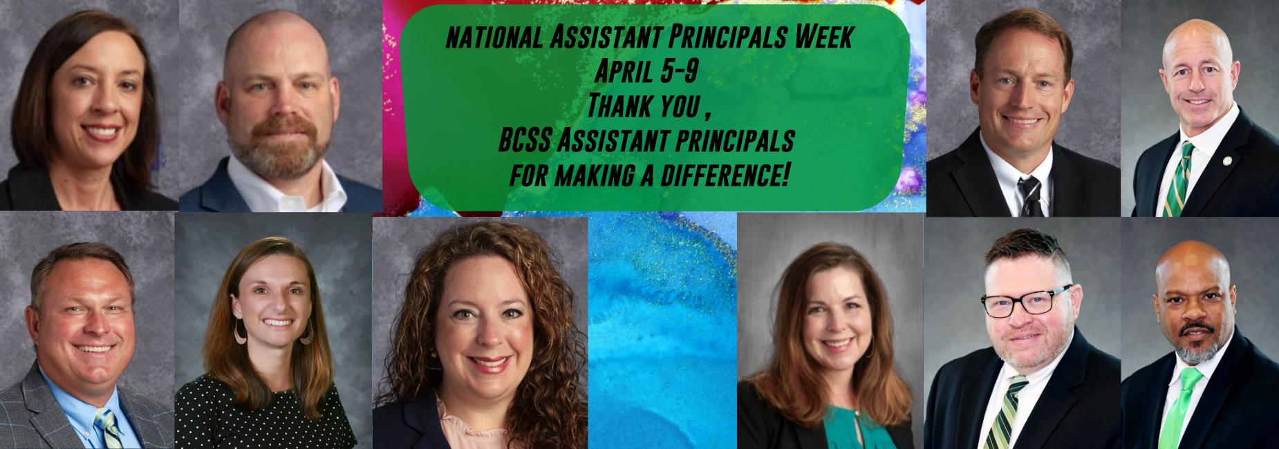 Assistant Principals