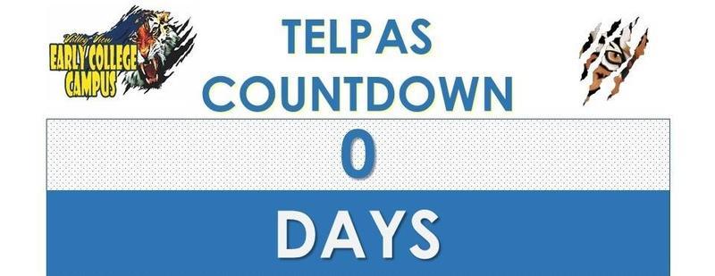 TELPAS Assessment/Countdown. Thumbnail Image
