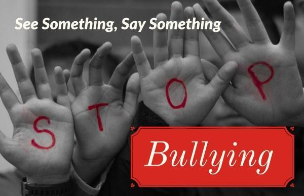 See Somethig Say Something campaign poster