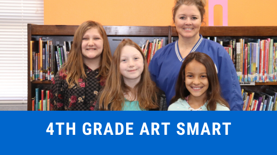 4th grade art smart
