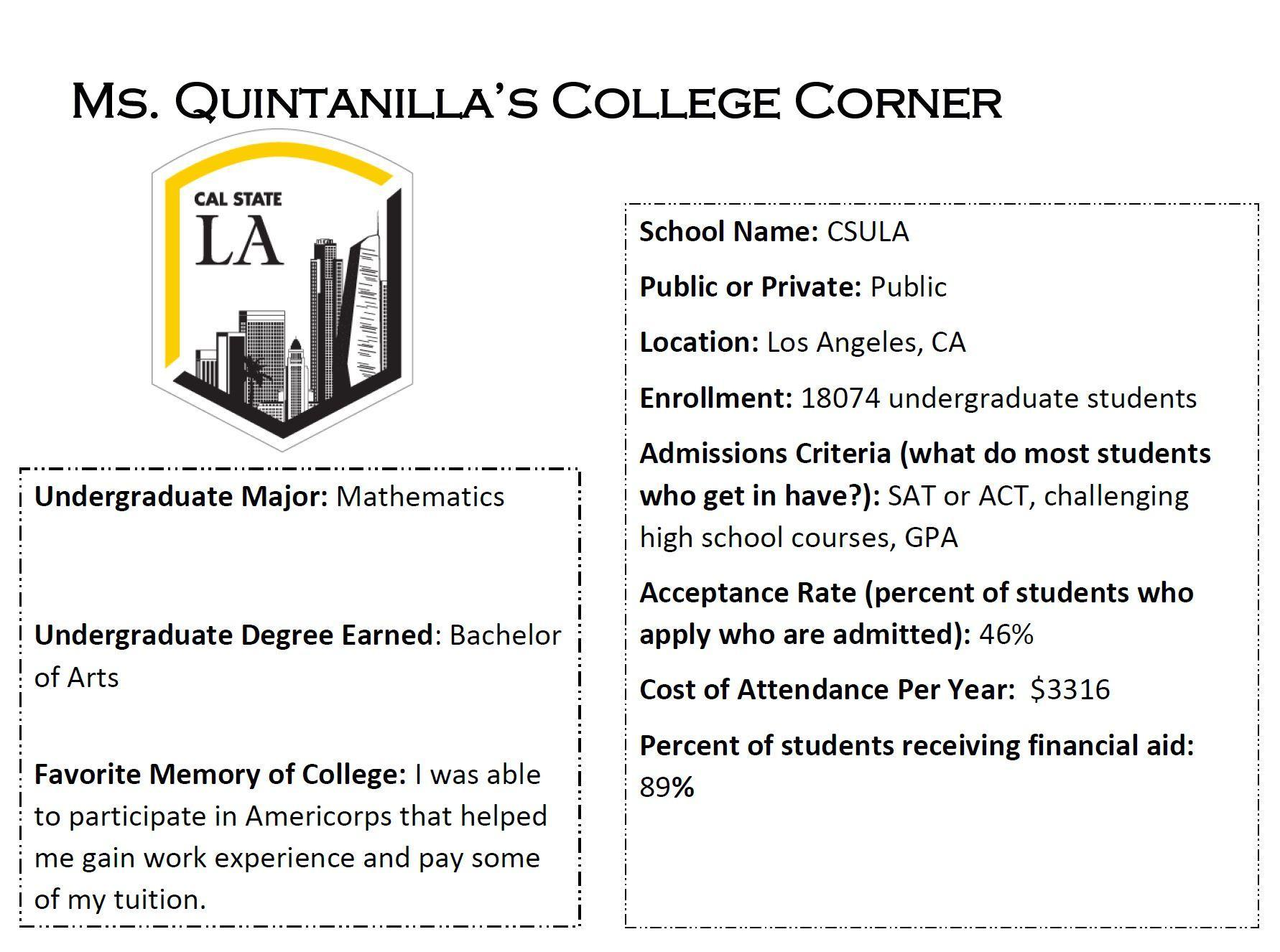 Home – Quintanilla, Gracie – Joseph Le Conte Middle School