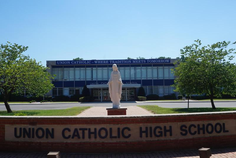 There are several scholarship opportunities for current Union Catholic students Thumbnail Image