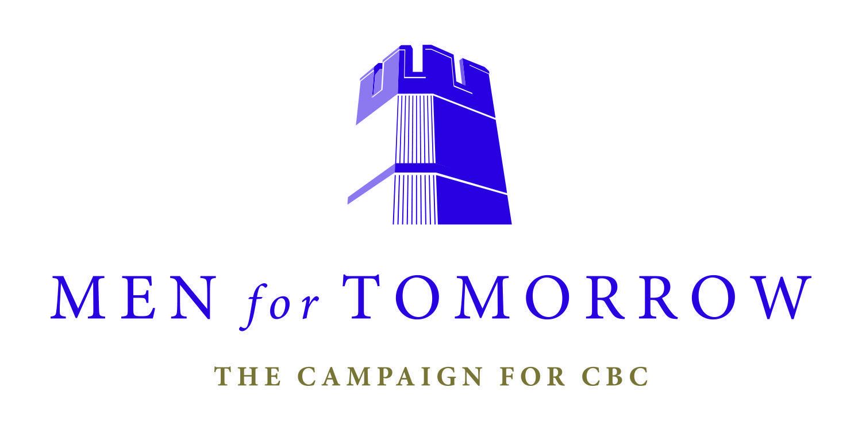 Men for Tomorrow campaign logo