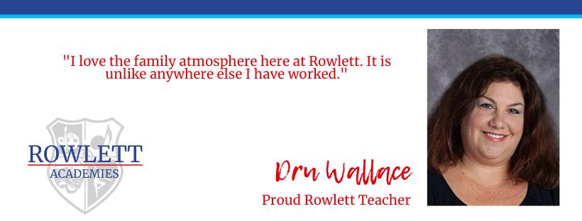 Proud Teacher