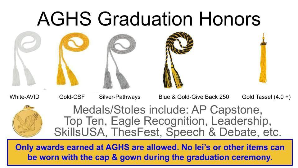 Graduation Honors