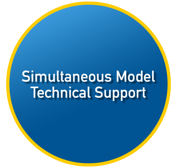 Simultaneous Model Hybrid logo